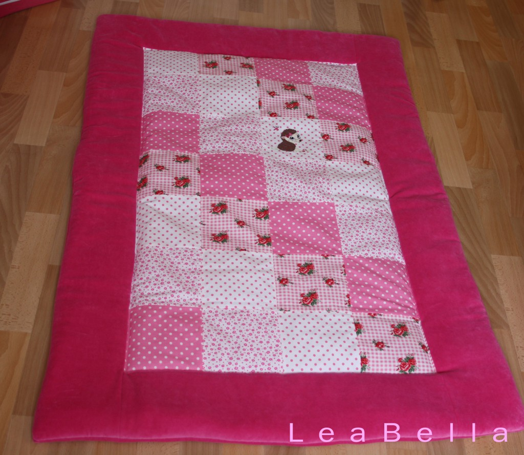 Babydecke_pink