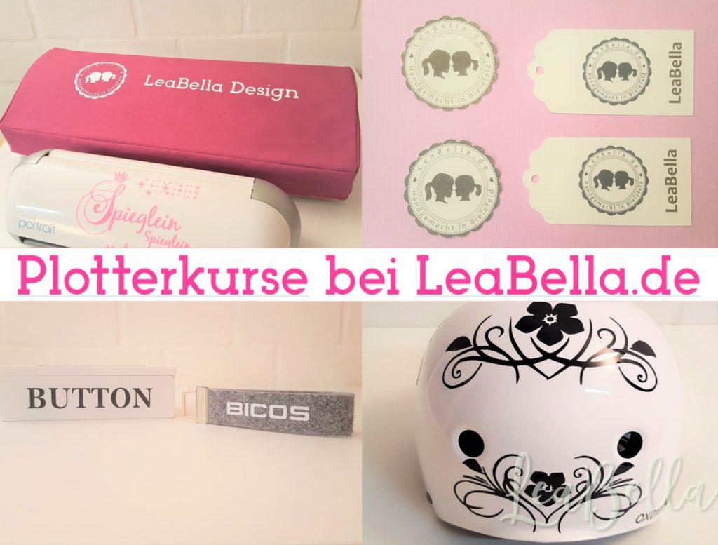Plotterkurse bei LeaBella.de