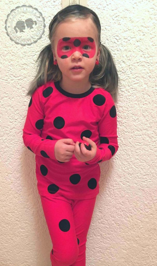 Ladybug Karnevalskostüm, plotten